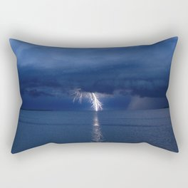 Lightning on the Myakka DPG160601a Rectangular Pillow