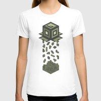tetris T-shirts featuring Tetris by Delaney Digital
