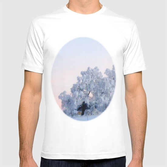 A cold day in Paradise T-shirt
