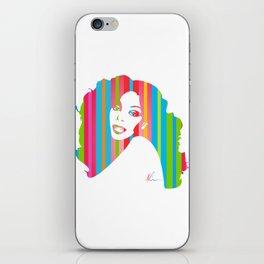 Donna Summer | Pop Art iPhone Skin