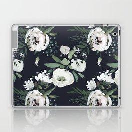Rustic Floral Print Laptop & iPad Skin