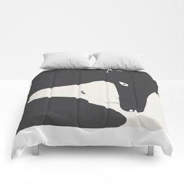the hug Comforters