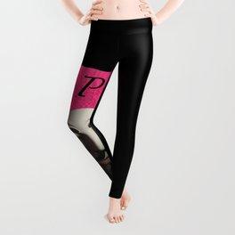 P for Vendetta Leggings