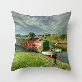 Stourport Bramble Throw Pillow
