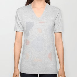 Moo patches - Agate colour series Unisex V-Neck