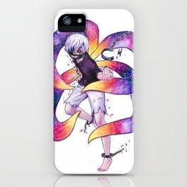 Nebula Kaneki Ken Tokyo Ghoul iPhone Case