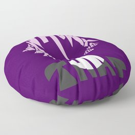crona soul eater Floor Pillow