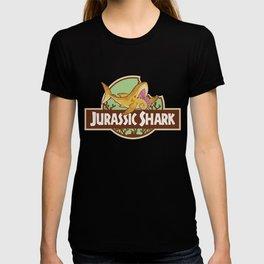 Jurassic Shark - Helicorprion shark T-shirt