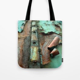 Colours of Transience Tote Bag