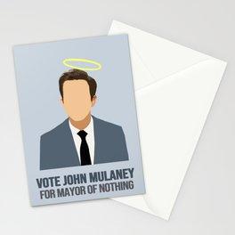 John Mulaney: Mayor of Nothing Stationery Cards