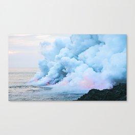 Kalapana, Hawaii Canvas Print