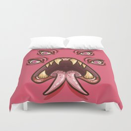 Missy Hissy Fit Duvet Cover