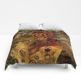 God-like Machine Comforters