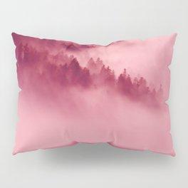 Pink Forest Pillow Sham