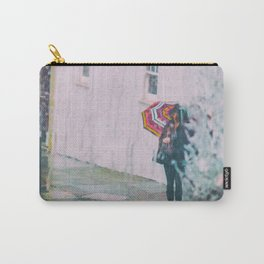 Psychedelic Rains Carry-All Pouch