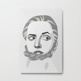 Cecily Metal Print