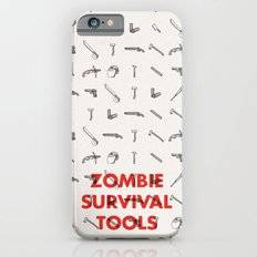 Zombie Survival Tools - Pattern 'o tools iPhone 6s Slim Case