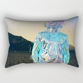Awake Rectangular Pillow