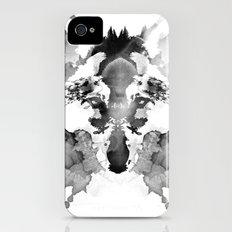 Rorschach iPhone (4, 4s) Slim Case