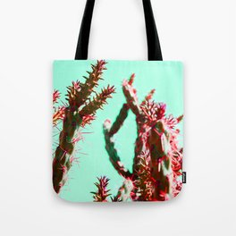 SURREAL CACTUS Tote Bag