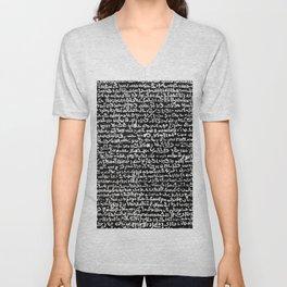 Rosetta Stone Unisex V-Neck