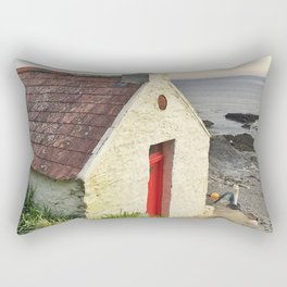 Irish cottage, Ireland Rectangular Pillow