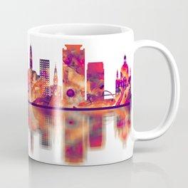 Dresden Germany Skyline Coffee Mug