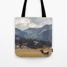 Colorado wild Tote Bag