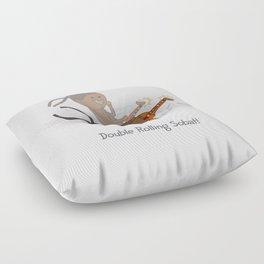 Double Rolling Sobat! Floor Pillow
