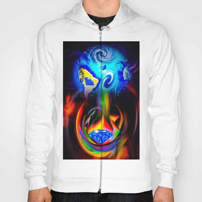 Our World Is A Magic - Is A Diamond Hoody