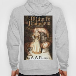 The Midwife and the Lindworm - Title Version Hoody