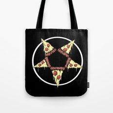 Pizzagram Tote Bag