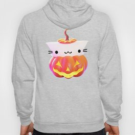 Pumpkin Cat Hoody