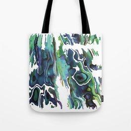 Marble Paua Tote Bag