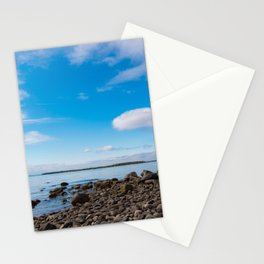Blue Skies Narragansett Bay Stationery Cards