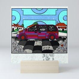 Good Kid Soya City Mini Art Print