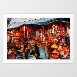 India [2] Art Print