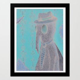 The Life of a Fly Art Print