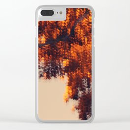 Shimmer Clear iPhone Case