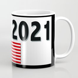 1.20.2021 The day Joe Biden becomes President Coffee Mug