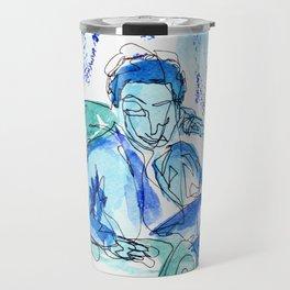 Mr depresso Travel Mug