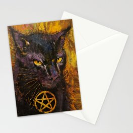 Black Magic Stationery Cards