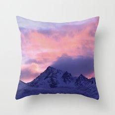Rose Serenity Sunrise III Throw Pillow
