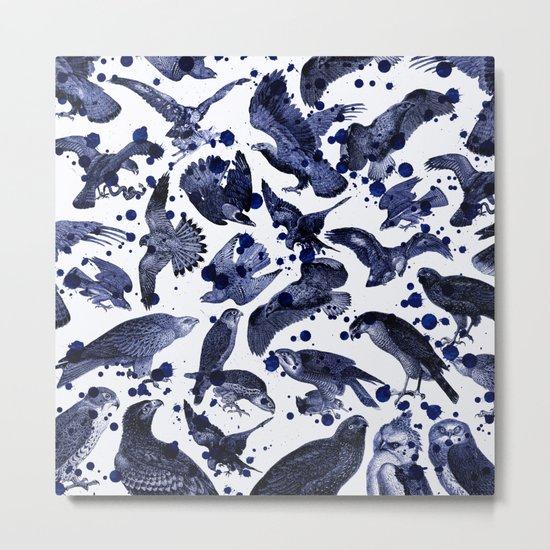 BirdRey Metal Print