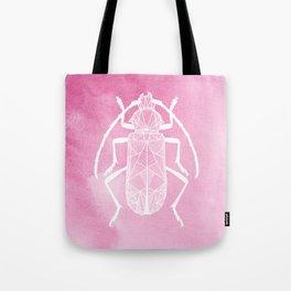 pink full Tote Bag