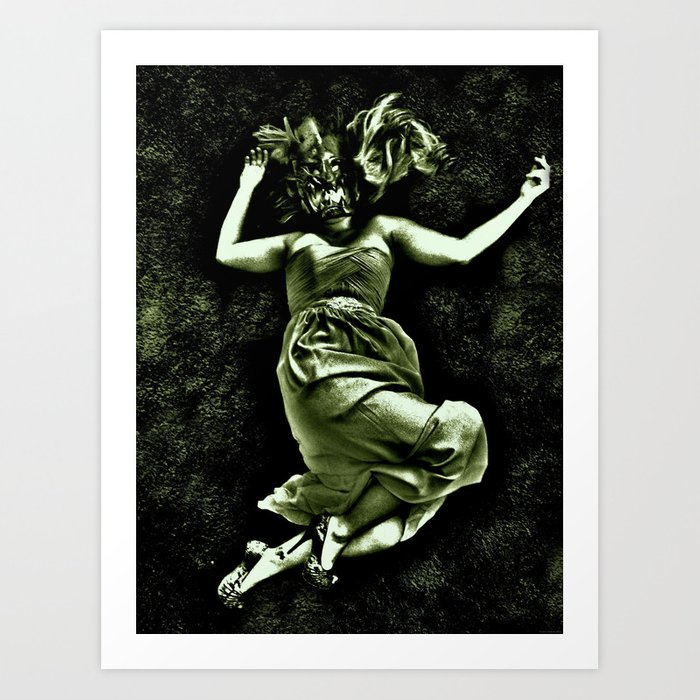 """Lilith's Dance"" Art Print"