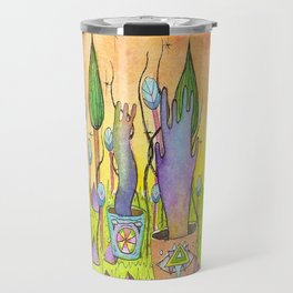 Dream Garden 1 Travel Mug