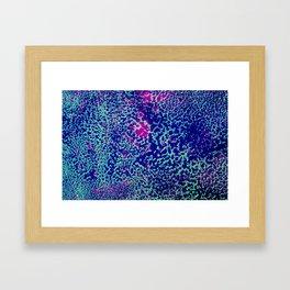 InkCore 27 Framed Art Print
