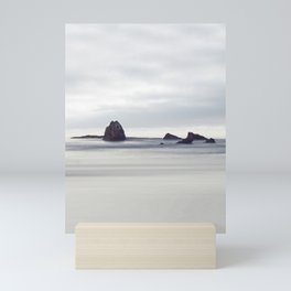 Sea rocks Mini Art Print
