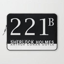 the classics .. 221B Laptop Sleeve